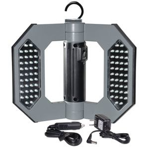 Might-D-Light LED130, LED Rechargeable Gray